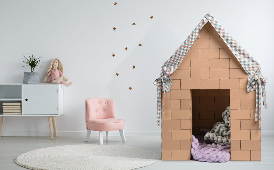 BUILD YOUR OWN HOUSE - GIGI TOYS