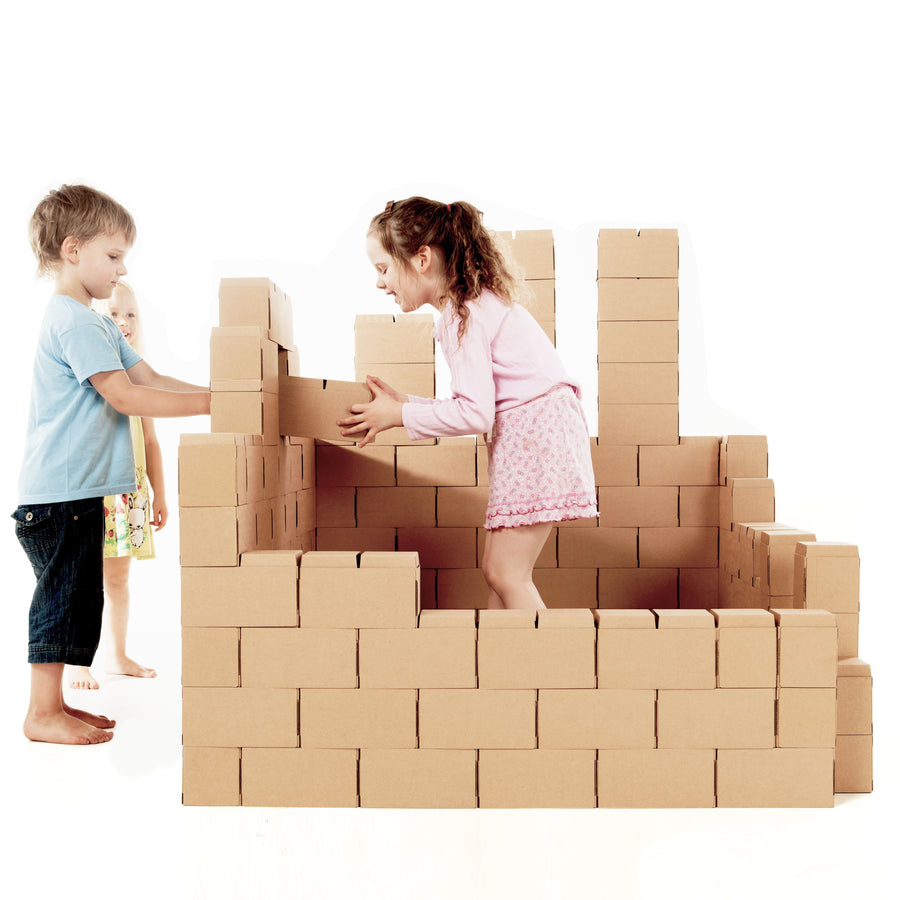 100 XXL Large Building Blocks Set For Kids