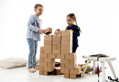 96XL Building Blocks Set for your Children's Development - GIGI Bloks