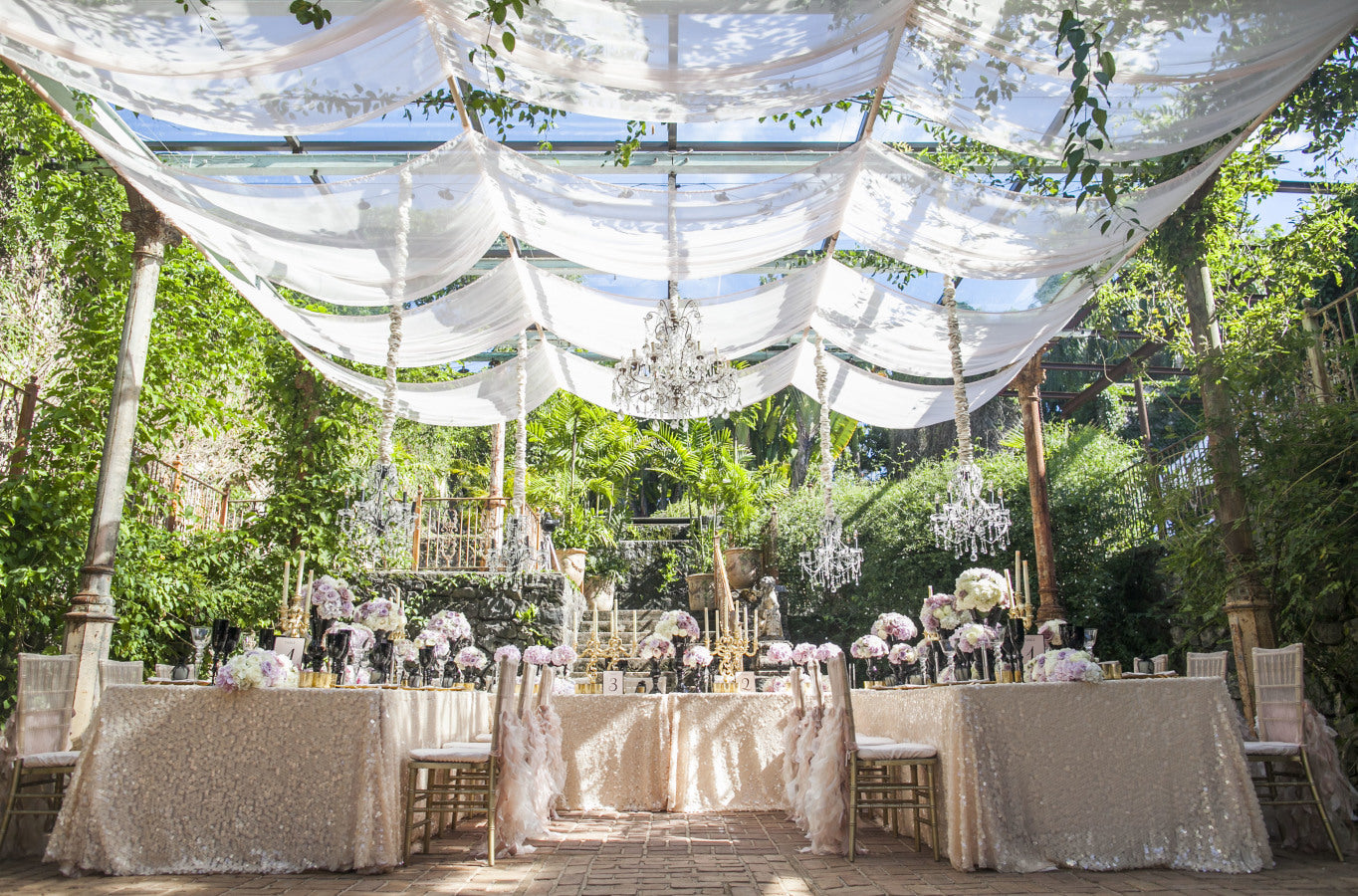 17 Gorgeous  Wedding Tent Ideas