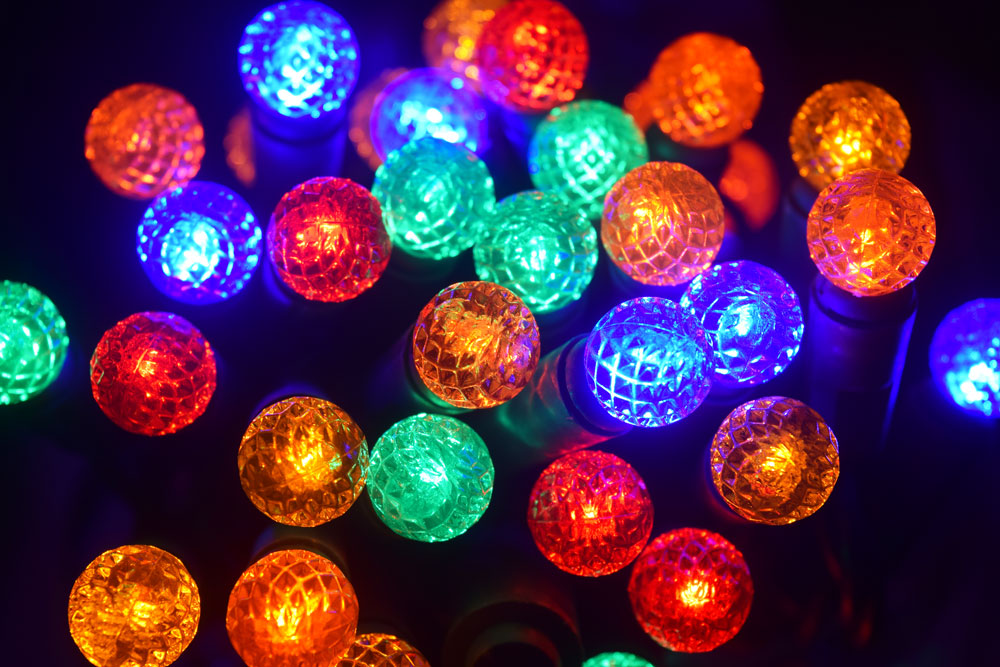 Different Types Of Holiday Lights