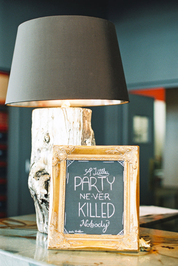 Fun and Awesome Wedding Chalkboard Decoration Ideas
