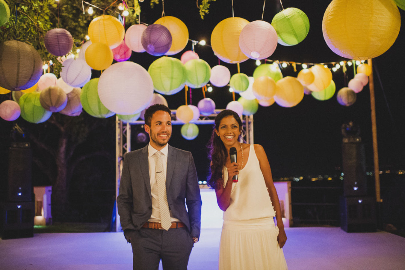 Wedding Dance Floor Ideas that Will Make You Shake it Like a Polaroid