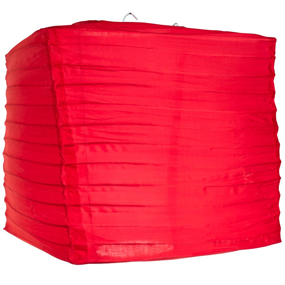 Nylon Square Shaped Lanterns