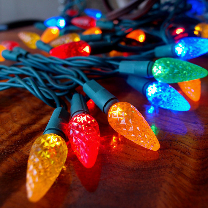 Classic Christmas String Lights