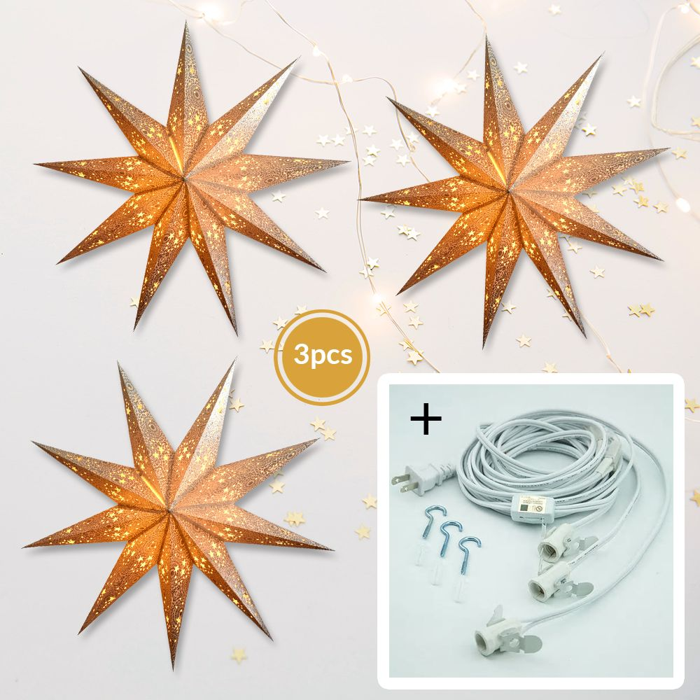Paper Star Lantern Combo Packs
