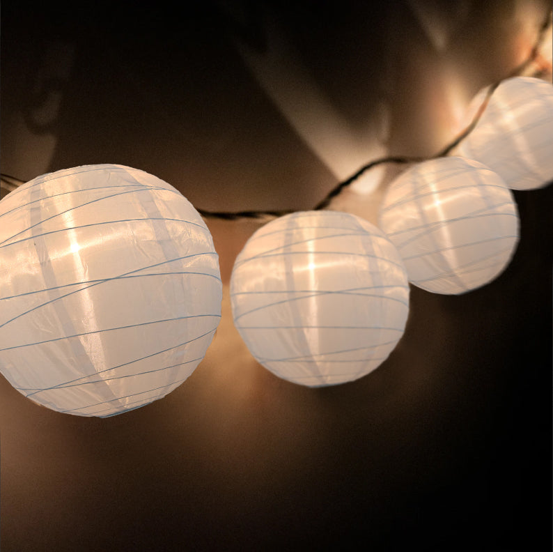 "4"" Nylon Party String Lights"