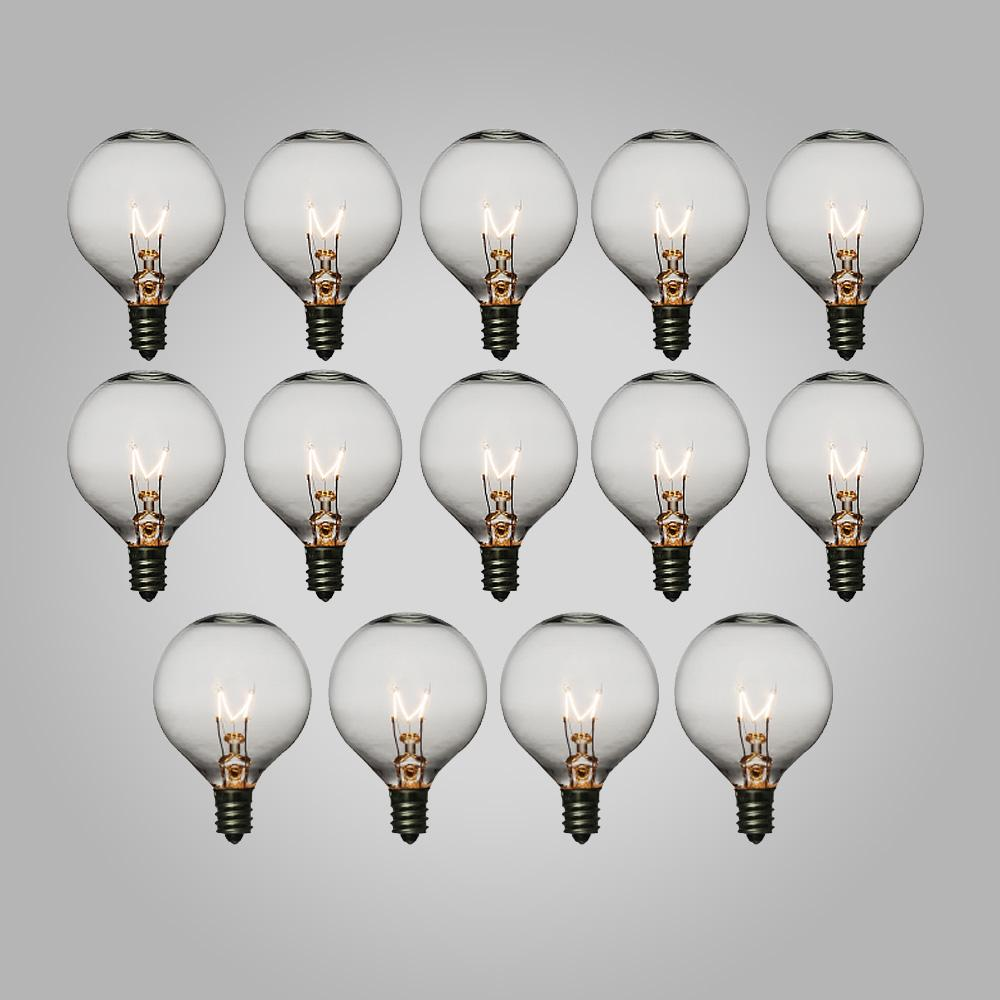 E12 Socket Light Bulbs