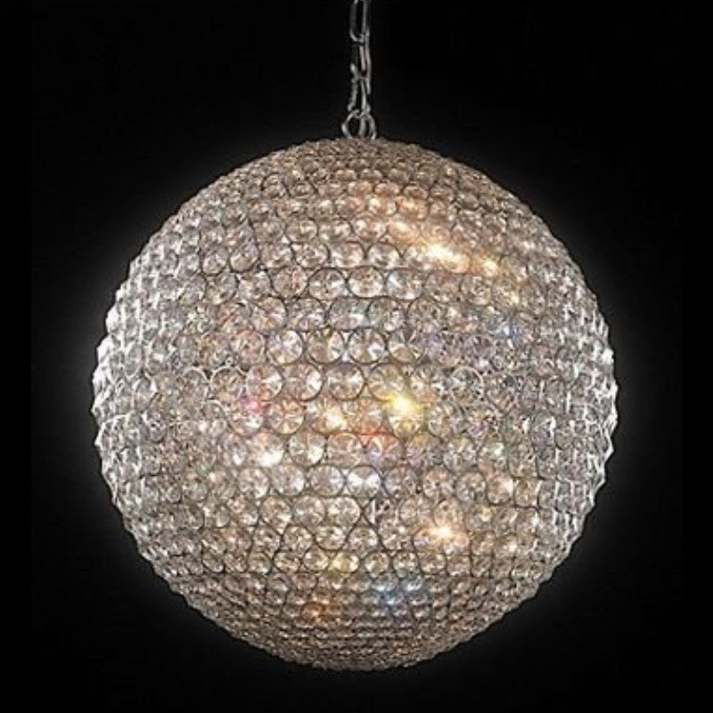 Crystal Beaded Chandeliers