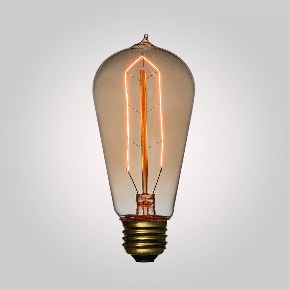 Incandescent S-Style Light Bulbs (Sign / Straight Tube ST)