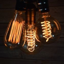 Vintage Lighting and Bulbs