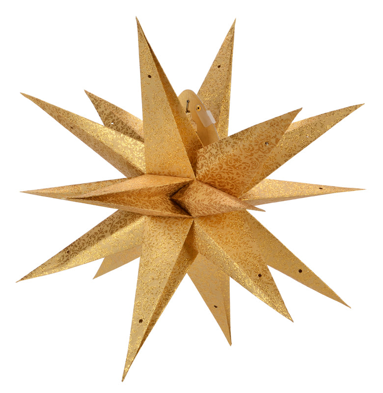 Multi-Point Moravian Star Lanterns