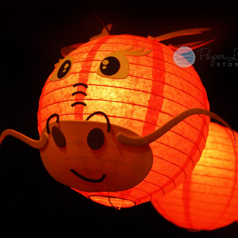 Paper Lantern Animal DIY Kits
