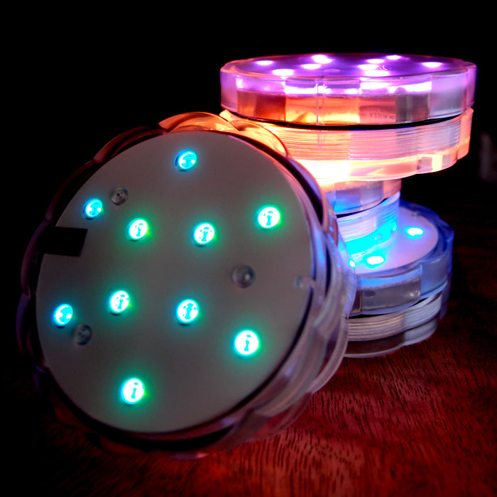 Submersible Waterproof LED Lights