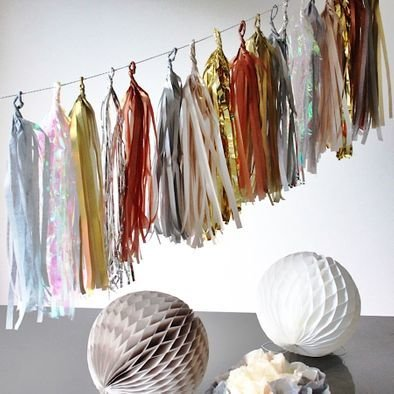 Tassel Garlands / Fringe Buntings