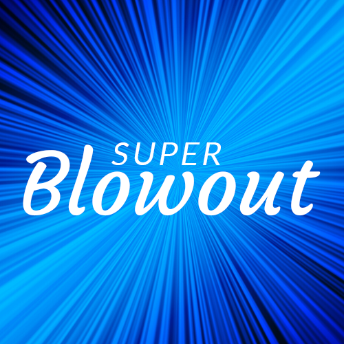 Super Blowout Logo