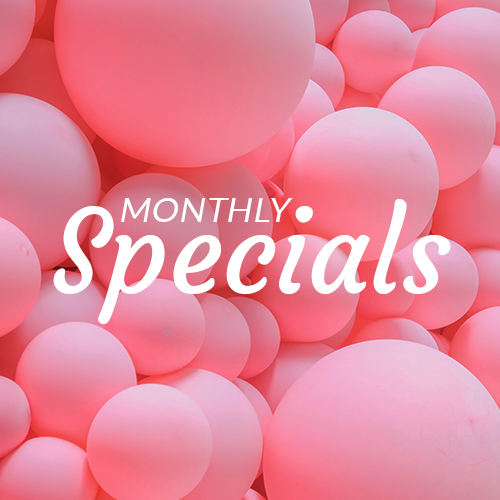 Monthly Specials Logo