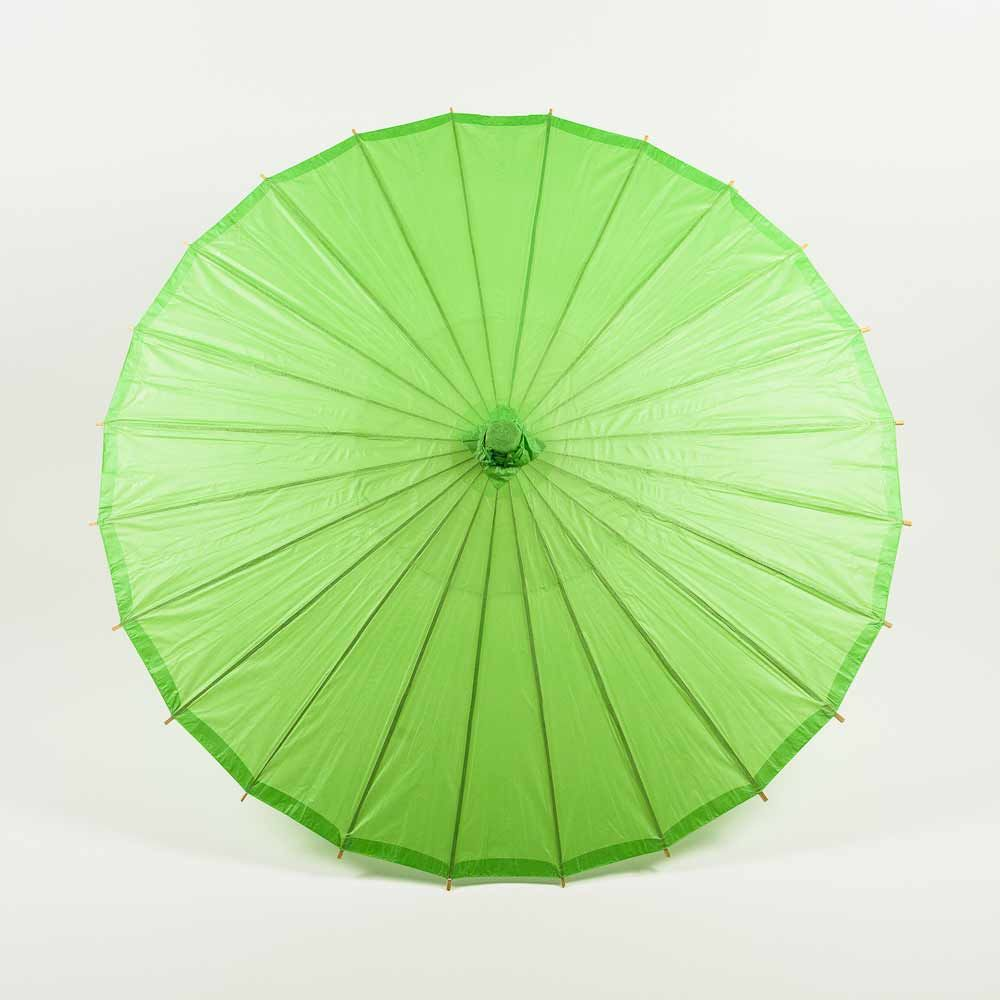 "32"" Grass Greenery Paper Parasol Umbrella (Sun Protection)"