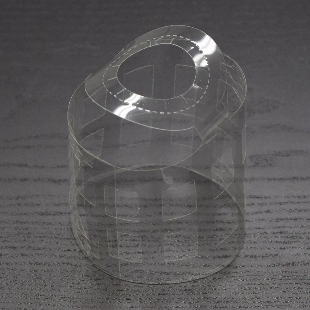 "Bulb Protector Cage for 24"" Star Lanterns, Plastic (5-PACK)"