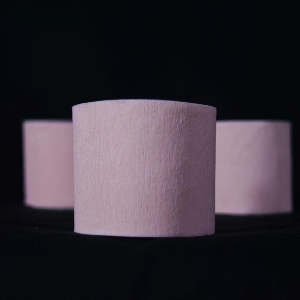 BLOWOUT Pink Crepe Paper Streamer Party Decorations (195FT Total, 3 PACK) - PaperLanternStore.com - Paper Lanterns, Decor, Party Lights & More