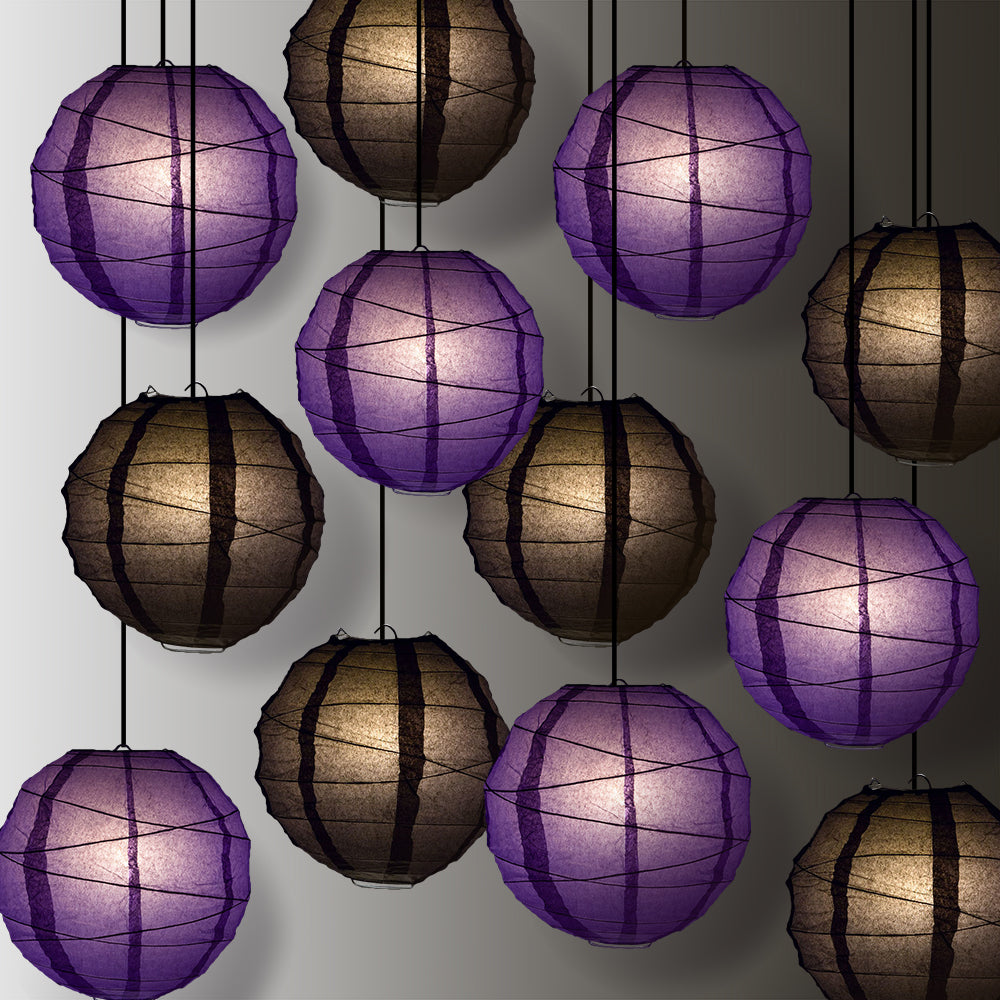 Purple And Black Decorations Party  from cdn.shopify.com