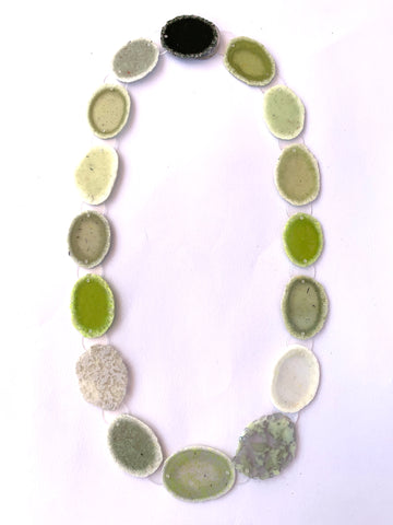 Dust Necklace Lichen