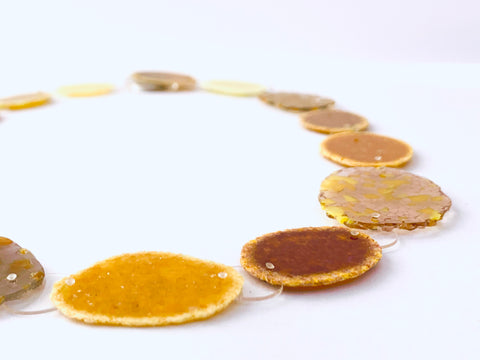 Dust Necklace Marigold
