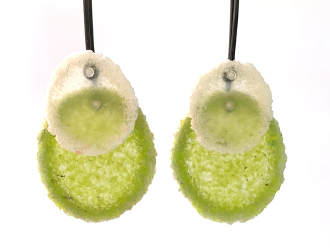 Double Dust Drops Sorbet Lime