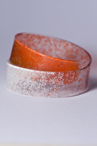 Dust Bangle Red