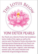 Load image into Gallery viewer, Lotus Yoni Detox Pearl