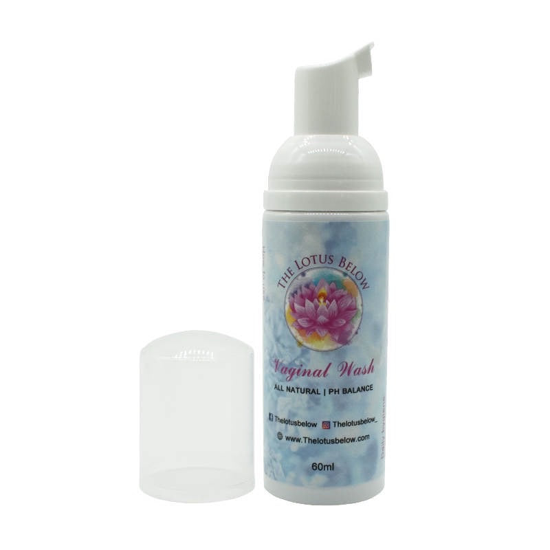 Lotus Ph foam soap