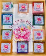 Load image into Gallery viewer, Lotus Blue Enchantress PH soap