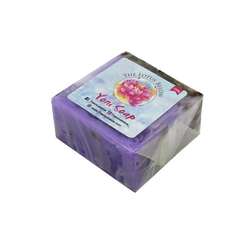 Lotus Lavender scented PH soap
