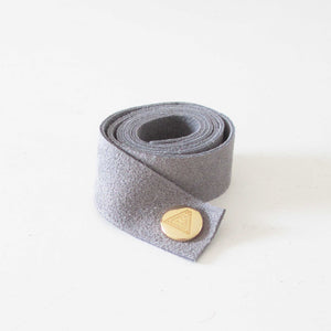 Interchangeable Suede Band