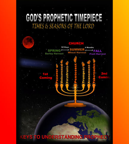 God's Prophetic Timepiece–Times and Seasons of the Lord