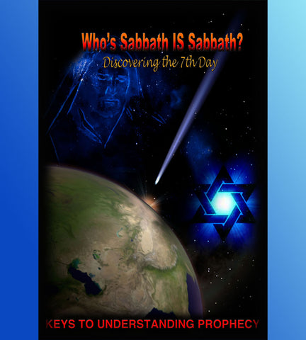 Whose Sabbath Is Sabbath?—The Last Week of Christ