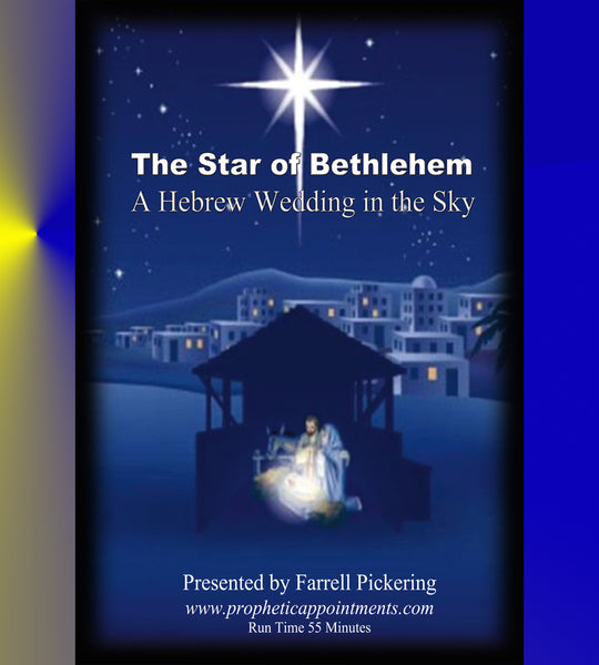 The Star of Bethlehem: A Hebrew Wedding in the Sky