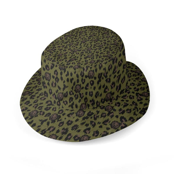 olive luxury green streetwear bucket hat black kids mens womens