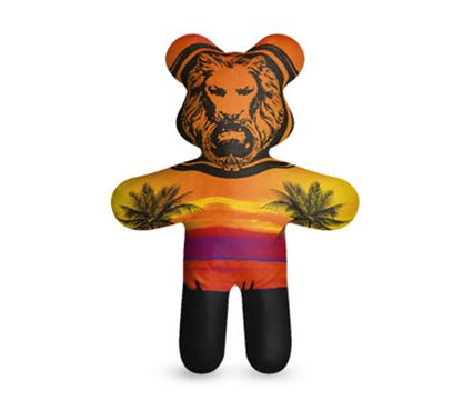 Teddy Bear Tropical Black Luxury Streetwear Gift Adult Kids