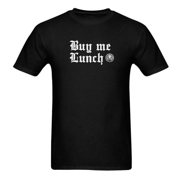 NO FIXED ABODE,Buy Me Lunch Men's T-shirt,T-shirts,S