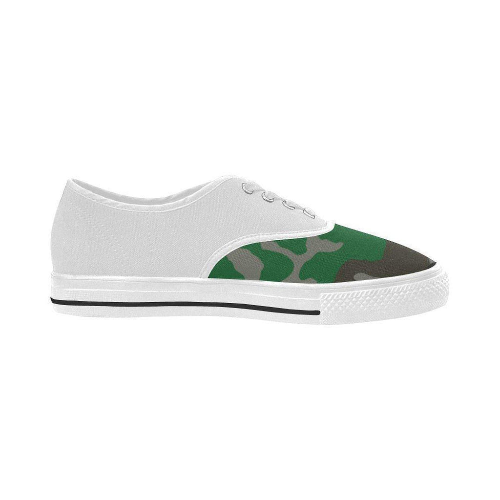 Cloth White Camo Womens Trainer Shoes,Footwear,NO FIXED ABODE,[uk],[luxury_streetwear],[free_shipping]