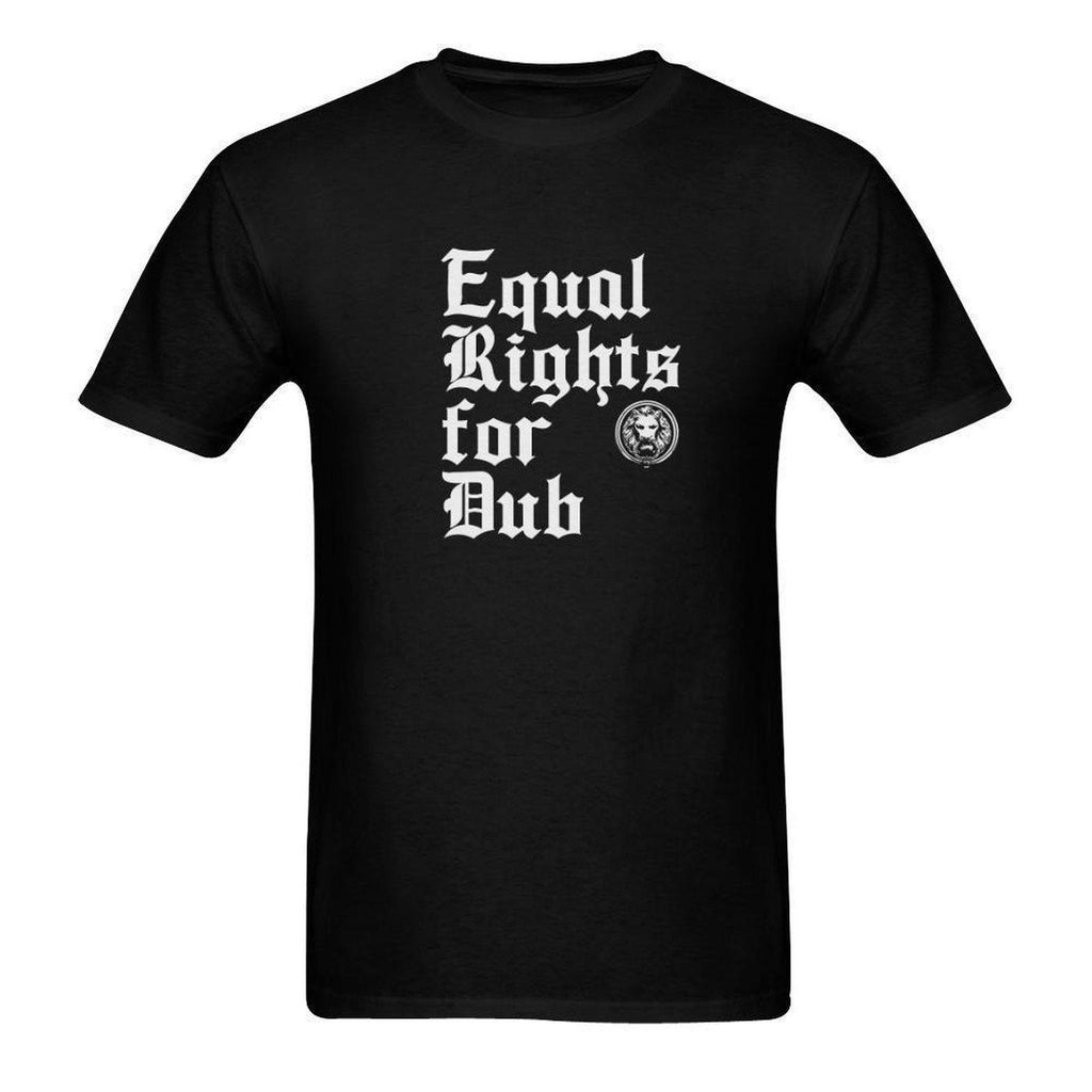 NO FIXED ABODE,Equal Rights for Dub Men's T-shirt,T-shirts,S