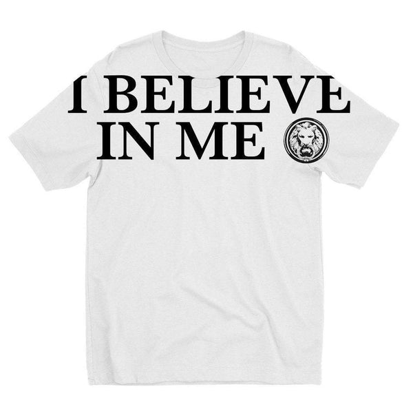 I Believe in Me Kids' T-Shirt-T-Shirts-3-4 Years-NO FIXED ABODE Luxury Streetwear UK
