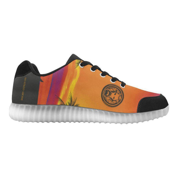 Kids Light Up Tropical Storm Shoes,Shoes,NO FIXED ABODE,[uk],[luxury_streetwear],[free_shipping]