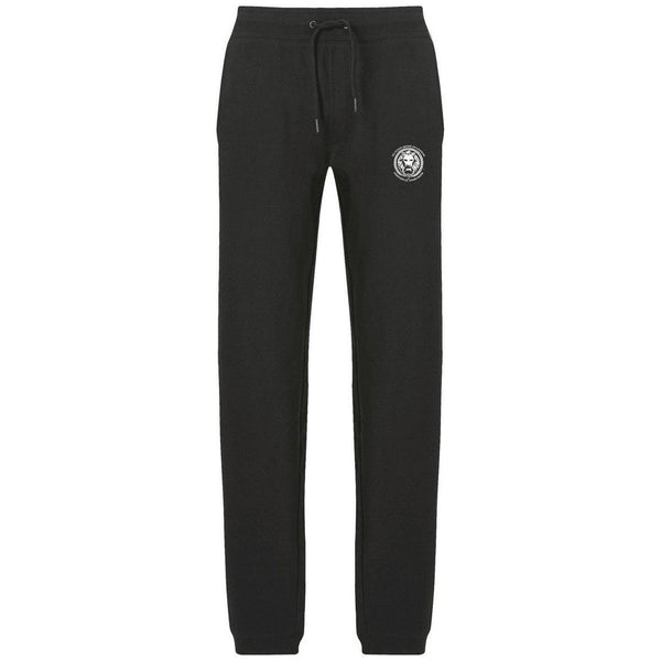 Mens Joggers-Joggers-Black-S-NO FIXED ABODE Luxury Streetwear UK