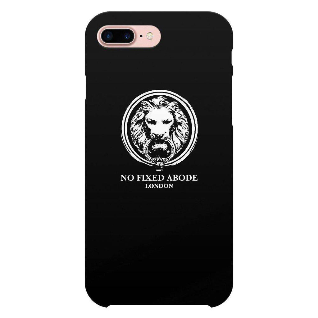 NO FIXED ABODE,NFA Lion iPhone 7 Plus Full Wrap Case,Accessories,Black