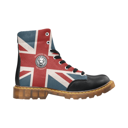 NFA The OrIginal Union Jack Apache Toe Mens,Footwear,NO FIXED ABODE,[uk],[luxury_streetwear],[free_shipping]