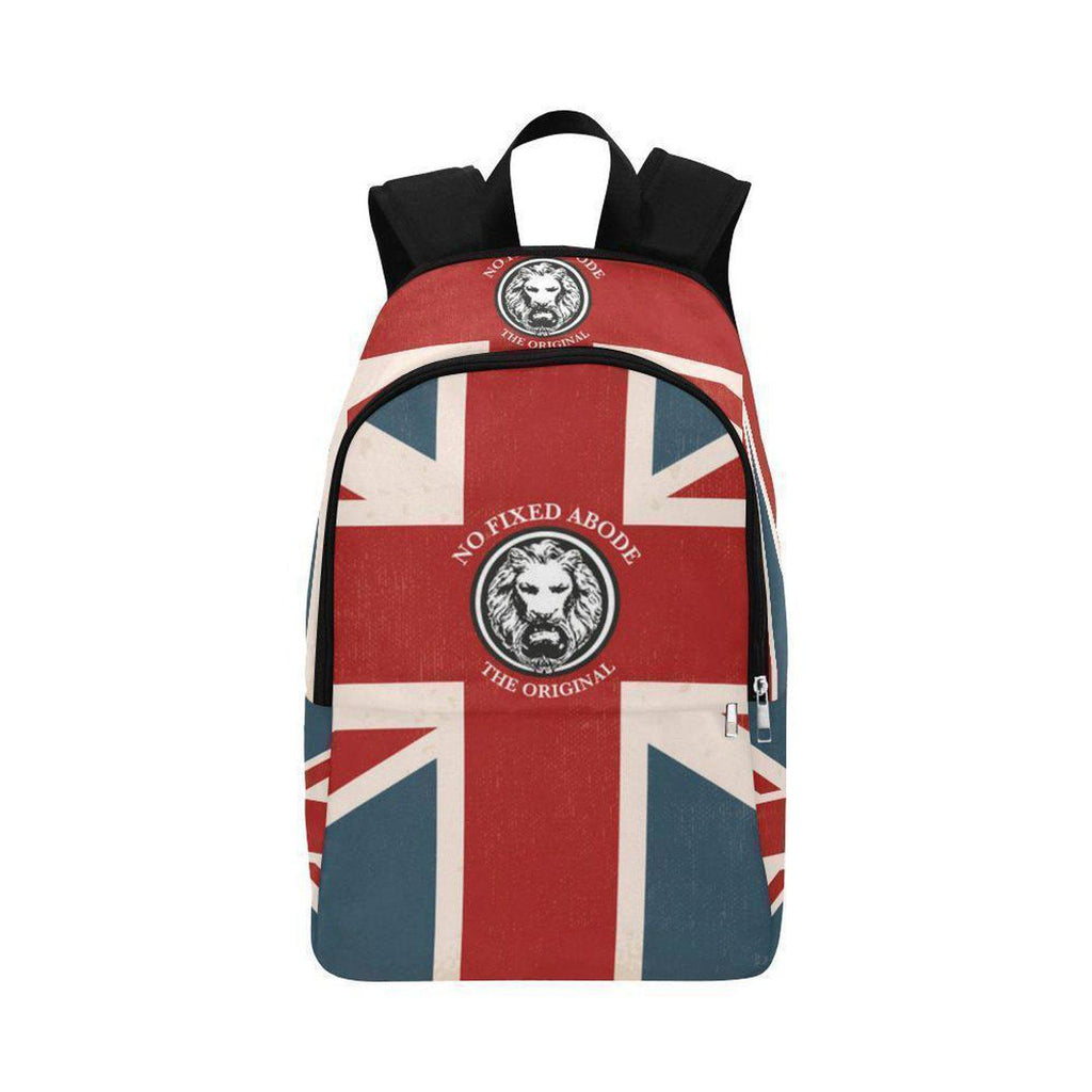 NO FIXED ABODE,NFA The Original Union Jack Backpack,BAGS,One Size