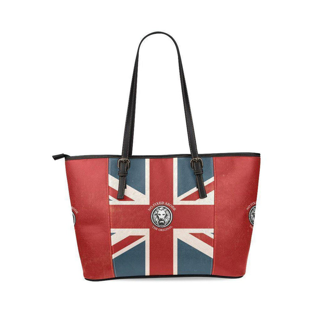 NO FIXED ABODE,NFA The Original Union Jack Limited Edition Large Tote Bag,BAGS,One Size