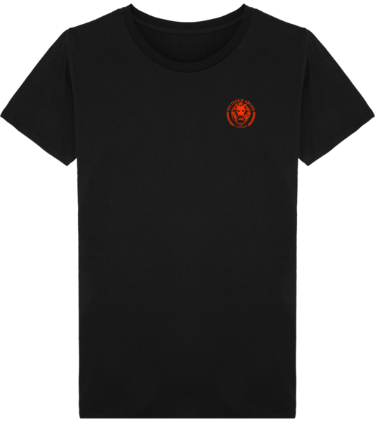 Orange Lion Back T-Shirt